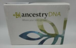 Ancestry DNA Genetic Testing DNA Ancestry Test Kit w/ Genetic Ethnicity + TRAITS
