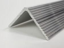 Winkelprofil Alu riffel  liniert Winkel Aluprofil Aluminiumprofil L Profil