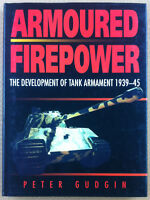 Gudgin - Armoured Firepower - Sutton Publ. 1997 - WWII WW2 carri armati tanks