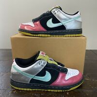 Nike 6.0 Dunk Low 'Multi-Color' Wmns Size 7.5 Sb High Mid Jordan Retro Og Air