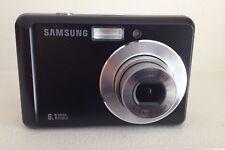 Camera Digital Samsung ES10 8.1 MP black