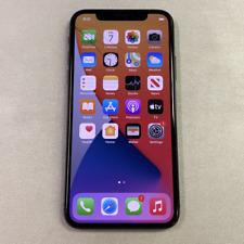 Apple iPhone X - 256GB - Gray (Unlocked) (Read Description) BJ1101
