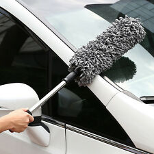 360 Degree Rotating Car Wax Mop Car Duster Dusting Brush Cleaning wax mop