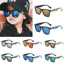 Fashion Kids Sunglasses Boys Girls Eyewear Students Star Sharks Goggles Shades