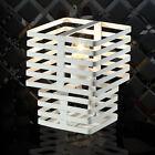 Modern White 1 Light Iron Lampshade Height 34CM Decoration Table Light/Lamp