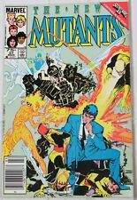 The New Mutants #37 Mar. 1986, Marvel Comics NEWSSTAND