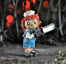 Miniature Fairy Garden Chainsaw Doll Stake - Buy 3 Save $5