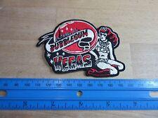 PARCHE Rockabilly bubblegam Las Vegas Swing Hot Rod NOSE ART 40s AÑOS 50 V8