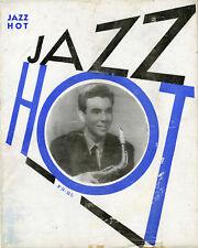 """""""JAZZ HOT N° 24 : Hubert FOL (JUIN et JUILLET 1948)"""