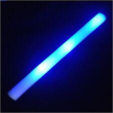20 Palos de espuma luminosos Led azul