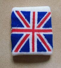 BRACELET EPONGE TENNIS ROYAUME UNI serre-poignet UK U.K.