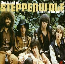 Steppenwolf - Born To Be Wild (Best Of) [CD]