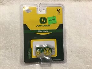 Athearn John Deere model D Tractor 1:87 HO scale New in Package Diecast