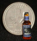 Dollhouse Miniatures Texas Brewed Ale Beer Purple 1:12 Bar / Alcohol