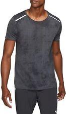 Nike Tech Pack Short-Sleeve Running Top Black BV5623-011 Men's Size Small NWT