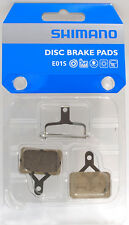 Shimano E01S Metal Disc Brake Pads for Deore BR-M575/M486/M485/M445