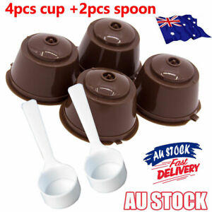 Refillable Coffee Capsule Cup For Dolce Gusto Nescafe Reusable Filter Pod