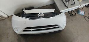 Nissan Versa Note Front Bumper Cover