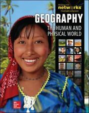 Geography: The Human and Physical World, Student Edition by McGraw-Hill: Used