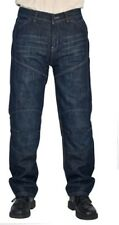 Roleff  Armoured with Kevlar Motorcycle  Jeans, washed blue  32w