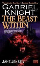 Gabriel Knight: The Beast Within by Jane Jensen (1998 paperback)