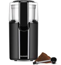 New listing Shardor Coffee Grinder Electric, Electric Coffee Grinders, Electric Grinder w.