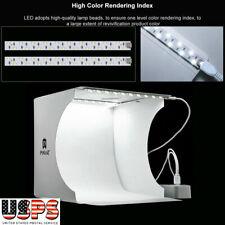 Light Room Photo Studio Photography Lighting Tent Kit Backdrop Cube Mini Box US