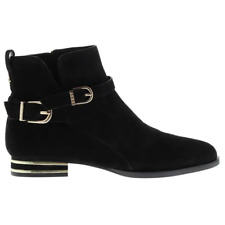 DKNY Lily Ladies Ankle Boots UK 4.5 US 7 EUR 37.5 REF BB706*