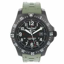 Mens Pre Owned Watch 45mm Breitling Colt Skyracer Ref X74320