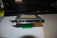 HP DV5 DVD writer with bezel and bracket 483864-003