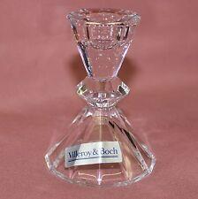 Villeroy Boch VB 2 Kerzenständer Kerzenhalter Leuchter H9 DU 2008 Kristall 10597