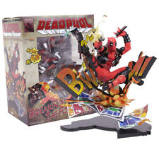 NEW Marvel Deadpool Breaking  Fourth Wall Complete Figure Collectible Model Toy