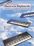 ALFRED BASIC CHORD APPROACH ELECTRONIC KEYBOARDS 2