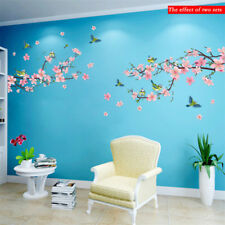 1pc Flower Decoration DIY Wall Sticker Art Decal Vinyl Vine Wall Decor Home Room