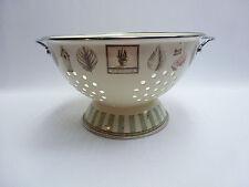 Pfaltzgraff Naturewood Porcelain or Enamel Colander Strainer