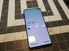 Samsung Galaxy S10 SM-G973U - 128GB - Prism Blue (Verizon) (Single SIM)