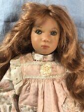 Annette Himstedt Doll Lottchen! New Eyes! + Box