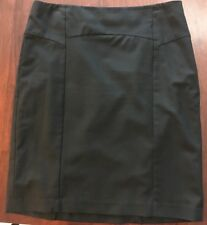 """LIMITED BLACK PENCIL SKIRT SIZE 8 21"""""""