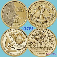 2019 SUBSCRIPTION AMERICAN INNOVATION P&D DOLLARS SET UNCIRCULATED PRESALE
