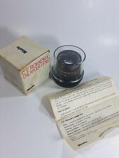 Minolta C E Rokkor-X ENLARGER LENS 50MM F2.8 Vintage from Japan