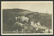 """Beek  Panorama vanaf """"Sterrenberg"""" op Sanatorium Kalorama"""