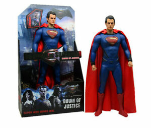 30cm Superman Dawn of Justice League Super Hero Series Doll Action Figures Toy