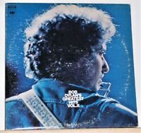 Bob Dylan ‎- Greatest Hits Volume II - 1971 LP Record Album - Vinyl Excellent