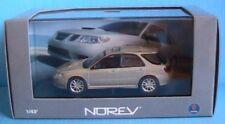 SAAB 9.2X DESERT SILVER 2004 NOREV 810000 1/43 SWEDEN SUEDE CAR WAGEN IPOD