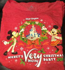 Nwt Disney Parks Mickey's Very Merry Christmas Party Women's Xl 2018