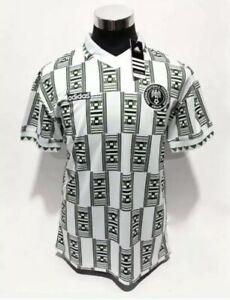 Nigeria World Cup 1994 Retro Away Shirt