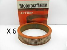 (6) Motorcraft FA-39R Air Filter Replaces CA136 42095 A60074 AF212 AF110