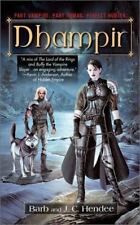 Noble Dead: Dhampir 1 by Barb Hendee and J. C. Hendee (2003, Paperback)