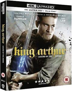 King Arthur : Legend of the Sword (4K Ultra HD + Blu-ray) Charlie Hunnam
