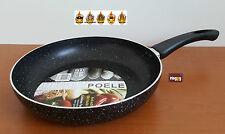 poele en pierre 28 cm Casserole marmite SCHUMANN ceramique dispo inox 745
